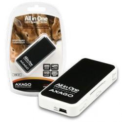 AXAGO externí mini čtečka 5-slot ALL-IN-ONE