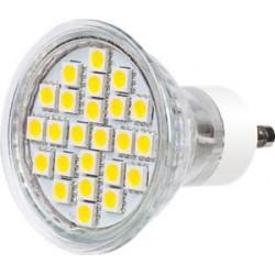 LED žárovka TB Energy GU10, 230V, 4,7W,Teplá bílá