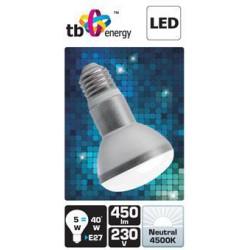 LED žárovka TB Energy E27, 230V, R63, 5W,Neut.bílá