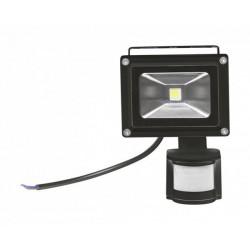 Světlomet TB energy NEON LED 10W,230V,IP65, černý