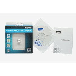 NETIS WF2120 Wifi NANO USB adapter, 150 Mbps
