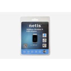 NETIS WF2123 Wifi NANO USB adapter, 300 Mbps