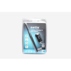 NETIS WF2119S Wifi USB adapter, 150 Mbps, odnímatelná 5dB antena