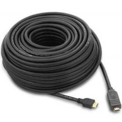 PremiumCord HDMI High Speed s Ether.se zesilovačem,15m,AWG26, 3xstínění, M/M, zlacené konektory