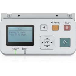 Epson Network Interface Panel
