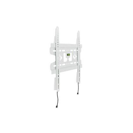 """4W Fixní držák pro LCD 15-43"""" SLIM nosn. 45kg WHT"""