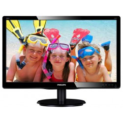 "19,5"" LED Philips 200V4QSBR-FHD,MVA,DVI"