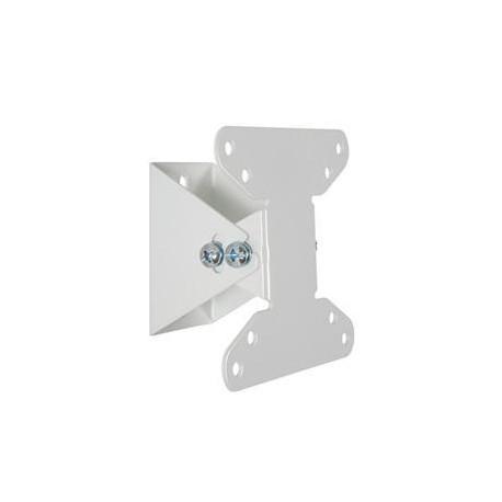 """4W Sklopný držák pro LCD 10-32"""" nákl. 15° 20kg WHT"""