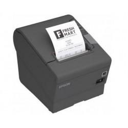 EPSON pokl.TM-T88V,tmavá,USB+WiFi.zdroj,kabel