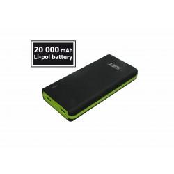 iGET POWER B-20000P (20 000mAh) Li-Pol powerbank