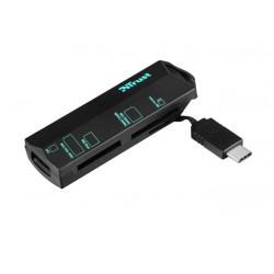čtečka TRUST USB Type-C Cardreader
