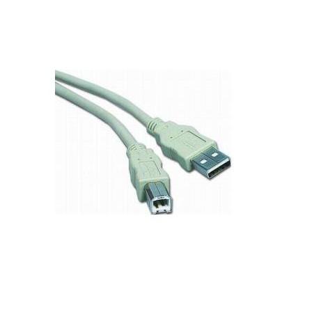PremiumCord Kabel USB 2.0, A-B, 1m