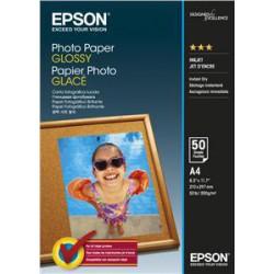 EPSON Photo Paper Glossy A4 50 listů