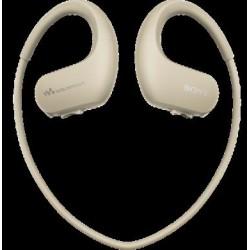 Sony MP3 přehrávač 4 GB NW-WS413 šedý,voděod.