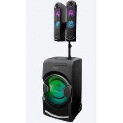 Sony Hi-Fi MHC-GT4D, USB,MP3,BT,NFC,CD, 1200W