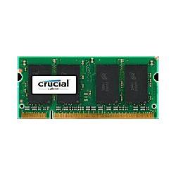 SO-DIMM 2GB DDR2-667 MHz Crucial CL5