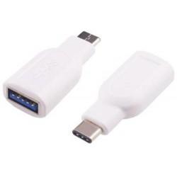 Kabel USB adapter USB 3.1 konektor C/male - USB 3.0 konektor A/female
