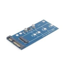 "GEMBIRD redukce M.2 (NGFF) to Micro SATA 1.8""  SSD adapter card"