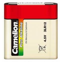 CAMELION PLUS ALKALINE 3LR12 plochá baterie alkalická 4.5V 1ks
