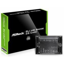 ASROCK SLI BRIDGE 2way (podpora 2K60Hz, 2K120Hz+, 4K, 5K, nVidia surround )