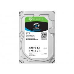 HDD 8TB Seagate SkyHawk 256MB SATAIII 7200rpm 3RZ