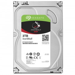 HDD 3TB Seagate IronWolf 64MB SATAIII 5900rpm NAS