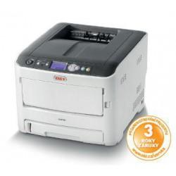 OKI C612dn A4 36/34 ProQ2400 USB LAN