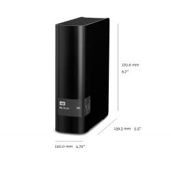 """Externí HDD 3,5"""" WD My Book 4TB USB 3.0."""