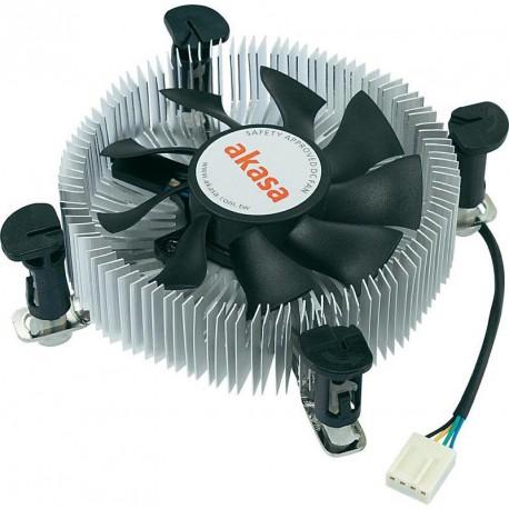 AKASA chladič CPU - mini-ITX a mATX skříně - Intel