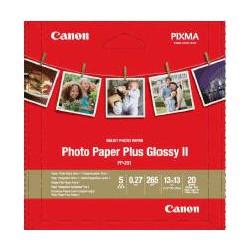Canon PP-201,13x13cm fotopapír lesklý,20 ks,265g/m
