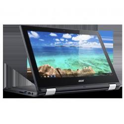 "Acer Chromebook Spin R 11 - 11,6T""/N3160/4G/64GB/Chrome černý"