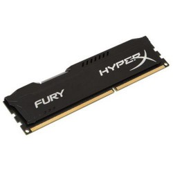 4GB DDR3-1600MHz Kingston HyperX Fury Black