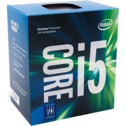 CPU INTEL Core i5-7500T BOX (2.7GHz, LGA1151, VGA)