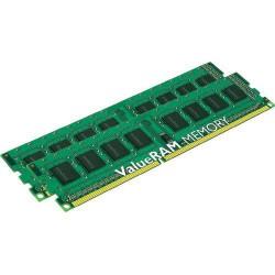 16GB DDR3-1333MHz Kingston CL9, kit 2x8GB