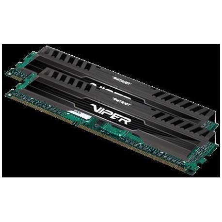 Patriot DD3 16GB KIT(1600 Mhz)Vip3,Black mamba,CL9