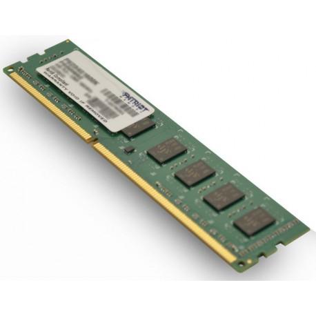 8GB DDR3 1333MHz Patriot CL9 kit 2x4GB s chladičem