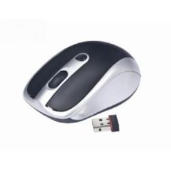 Gembird bezdrátová optická myš MUSW-002, černá