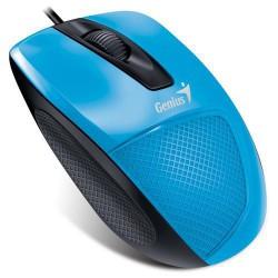 GENIUS myš DX-150X USB 1000dpi drátová modrá