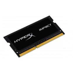 SO-DIMM 8GB DDR3L-1600MHz CL9 HyperX Impact, 1.35V