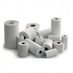 Termopapír šířky 57mm, délka návinu 44m, dutinka 12mm (průměr návinu do 60mm)  10 pack (CHD, 500TE)