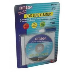 Čistící medium Laserové čočky na DVD/CD/konzoly