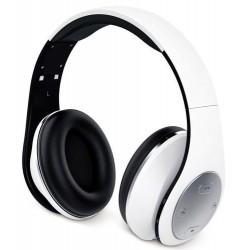 GENIUS sluchátka HS-935BT bluetooth headset bílé BT4.0 dobíjecí (náhrada 930BT)
