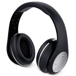 GENIUS sluchátka HS-935BT bluetooth headset černé BT4.0 dobíjecí (náhrada 930BT)
