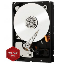 HDD 10TB WD101KFBX Red Pro 256MB SATAIII 7200rpm