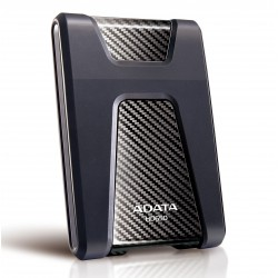 "ADATA HD650 1TB Ext. 2.5"" HDD Black 3.1"