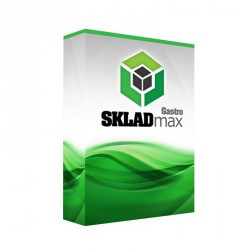 Skladový SW SKLADMAX GASTRO pro pokladní SW KASAMAX GASTRO
