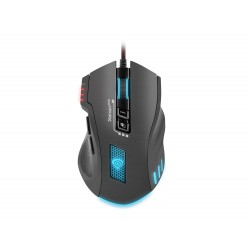 Herní optická myš Genesis Xenon 200, RGB podsvícení, software, 3200 DPI