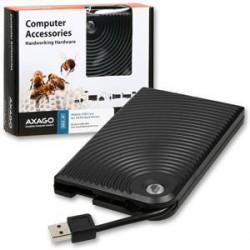 "AXAGON EE25-XP, USB2.0 - SATA 2.5"" externí WAVE box"
