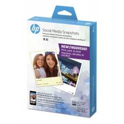 Samolepící fotopapír HP 25 listů 10x13 cm, 265g/m