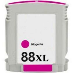 HP C9392A kompatibilní náplň purpurová (C9392AE Magenta č.88) pro Officejet pro k550, Officejet pro L7480, L7580, L7590, L7680,